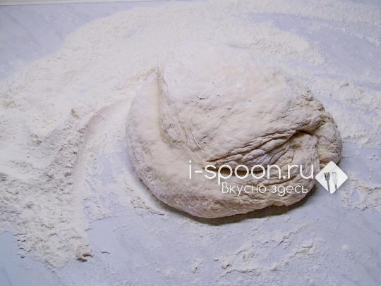 пуховое тесто на кефире