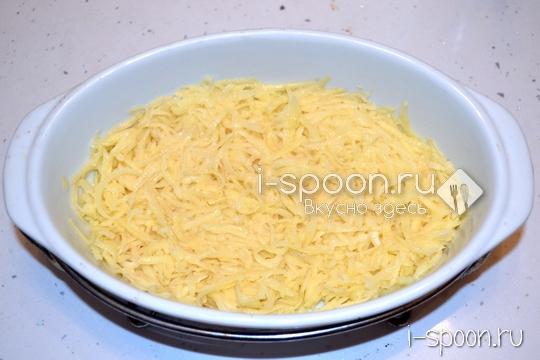 слоеный пирог со шпротами