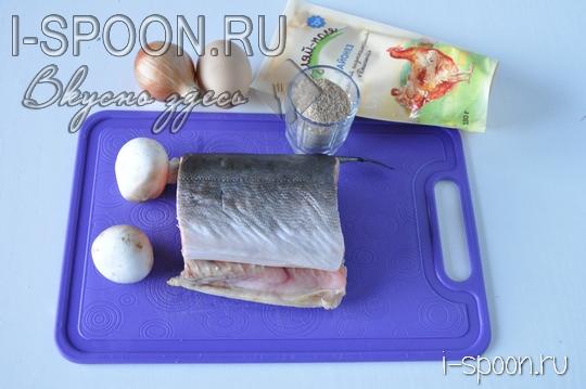 горбуша по царски рецепт