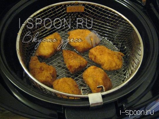 рецепт куриных наггетсов как в макдоналдс