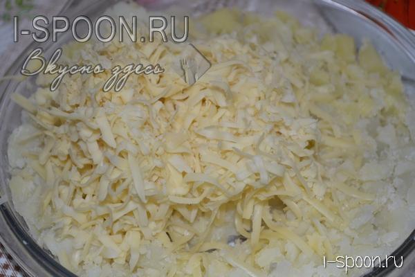 осетинский пирог с сыром и картофелем рецепт