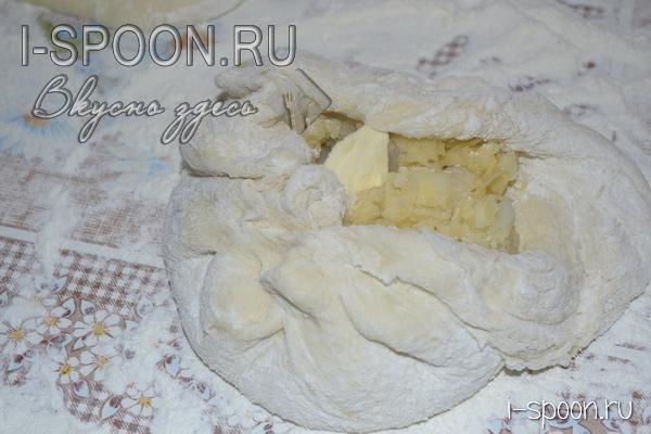 рецепт осетинского пирога с картошкой