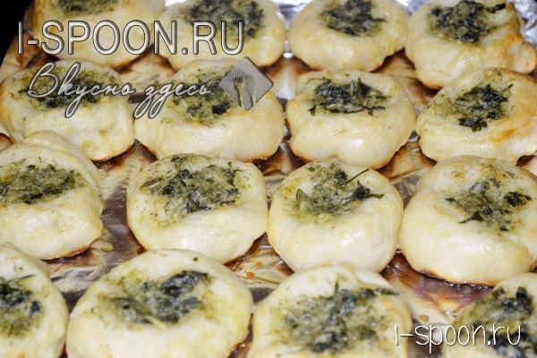рецепт чесночных пампушек к борщу