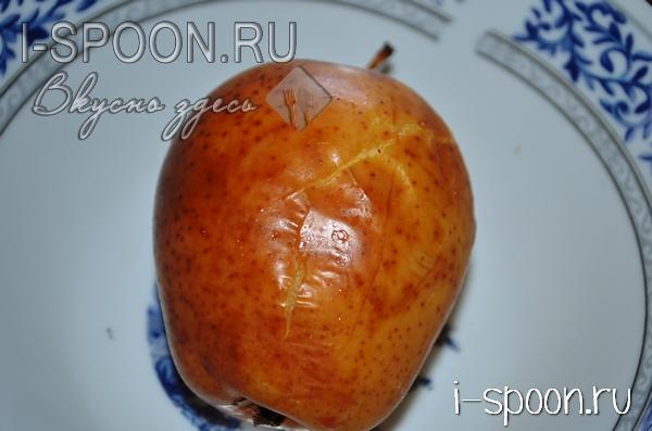 хрен с яблоками