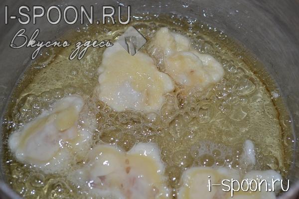 рыбное филе в кляре пошаговый рецепт