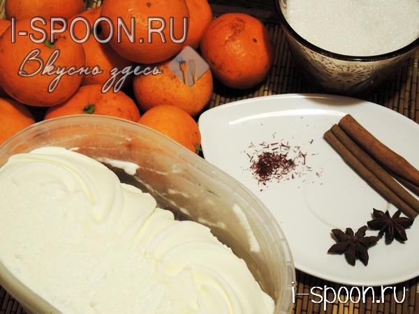 мандарины в сиропе рецепт