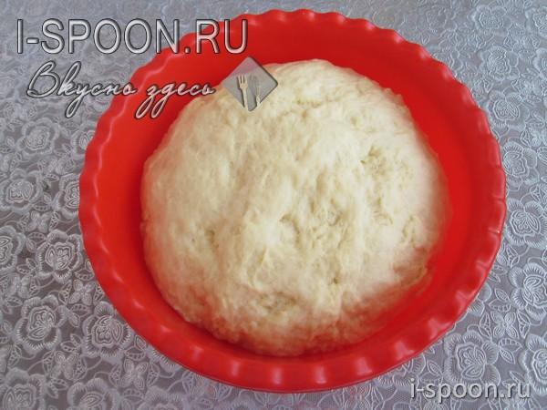 пирожки зеленым луком и рисом