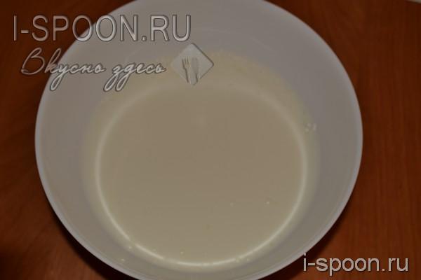 торт трухлявый пень пошаговый рецепт с фото