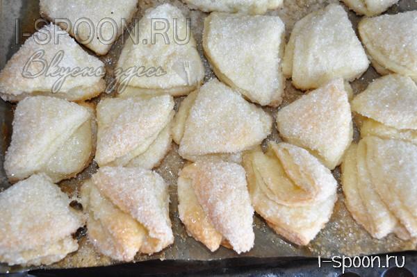 печенье гусиные лапки фото рецепт