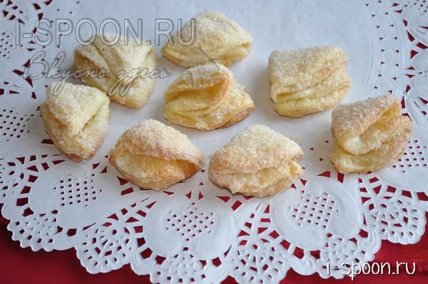 печенье гусиные лапки рецепт