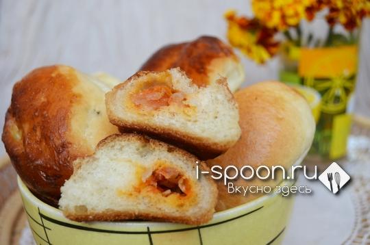 пирожки духовые