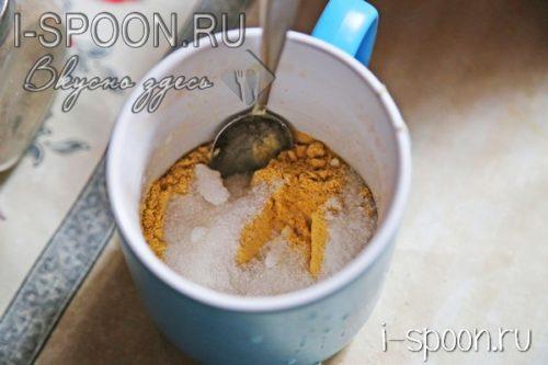 Горчица на огуречном рассоле рецепт с фото